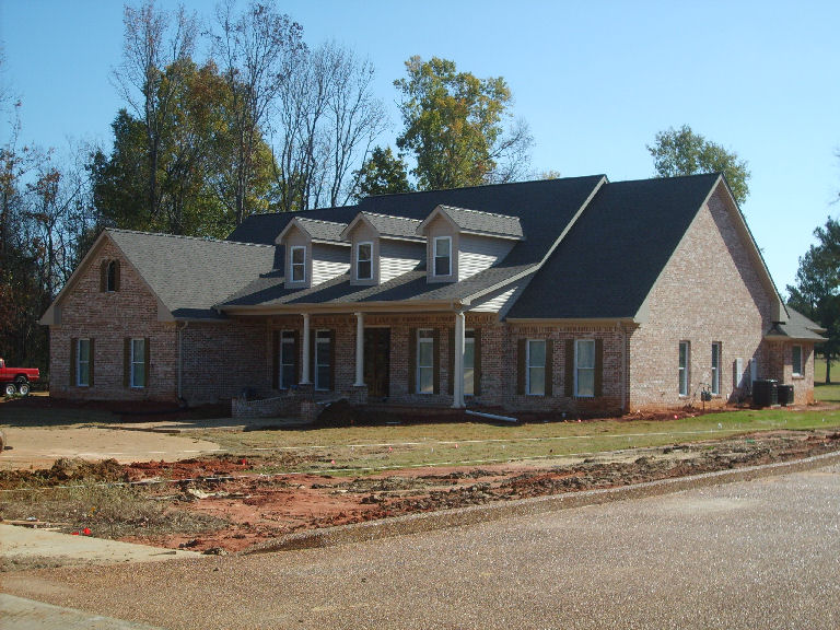 Starkville builders new home construction icf for Icf homes